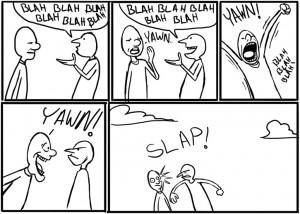 Comic Shenanigans
