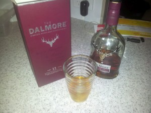 Scotch. For sorrow-drowning.