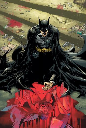 Origin of Batman